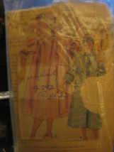 Vintage 1950's Simplicity #4792 Misses Robe & Housecoat Pattern - Size 14 - $8.90