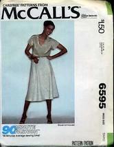 Vintage McCall's #6595 Misses Skirt Pattern - Size S (10-12) - $4.46