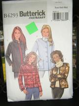 Butterick B4293 Misses Lined Jacket Pattern - Size XS/S/M - $6.24