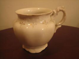 Antique Alfred Meakin Royal Semi Porcelain England One Handle Sugar Bowl... - $18.70