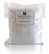 "Babyface Microdermabrasion Cloth ""Non Chemical"" Peel Skin Smoothing, Blackheads - $13.86"