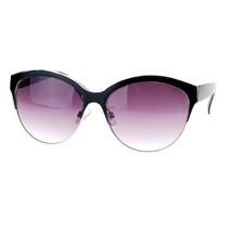 Vintage Designer Fashion Sunglasses Women's Round Stylish Frame - $9.95