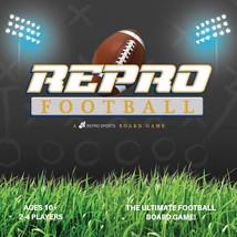 Repro Football Play Resuts Deck - $5.00