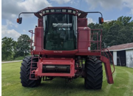 1997 CASE IH 2188 For Sale In Chrisman, Illinois 61924 image 4