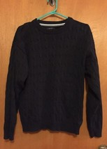 Nautica 14-16 Children Navy Blue Sweater Size Large 14-16 - $14.50