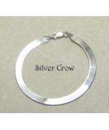 Sterling Silver Herringbone Bracelet - $18.99