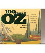 OZ  Book - 100 Years of Oz (1999) - $12.95