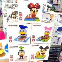 Mickey Mouse Clubhouse Building Blocks Party Su... - $59.40