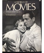 World of Movies by Outlet Book Company Staff Hardcover Book 1985 - $22.44