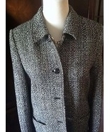 Apostrophe Brand Winter Wool Blend Coat Size 10 - $24.74