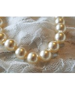 Faux Pearl Necklace  - $7.50