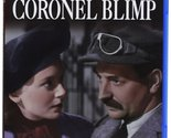 Vida Y Muerte Del Coronel Blimp - The Life And Death Of Colonel Blimp