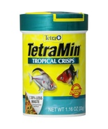 Tetra TetraMin Tropical Crisps Fish Food 1.16 o... - $4.13