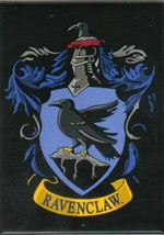 Harry Potter House of Ravenclaw Logo Crest Refrigerator Magnet, NEW UNUSED - $3.99
