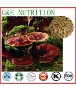 250 Natural Reishi Lucid ganoderma mushroom Caps to Strengthen Immune Sy... - $184.95