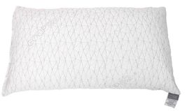 Queen Shredded Memory Foam Pillow Plush Viscose Rayon Cover Derived From... - $1.208,93 MXN