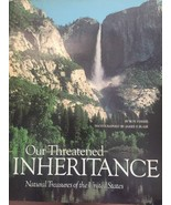 Our Threatened Inheritance by Ron Fisher Deluxe Hardcover 1984 - $14.03