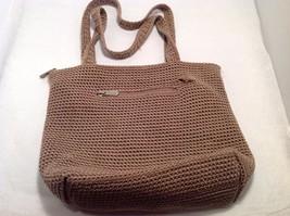 Good Condition The Sak Brown Purse Zip Pockets ... - $39.59