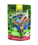 Tetra Tank Nibblers Fish Food Veggie Flavored - $1.39