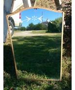 vintage medicine cabinet chest wall mirror door... - $69.98