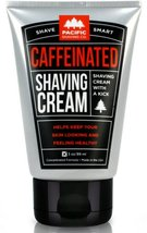 Pacific Caffeinated Shvng Size 3z Pacific Caffeinated Shaving Cream 3z - $60.47