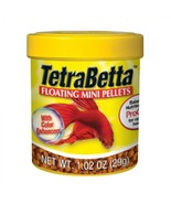 Tetra TetraBetta Floating Mini Pellets Fish Food - $1.91