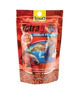 Tetra TetraColor Cichlid Pellets Small Fish Food - $3.22