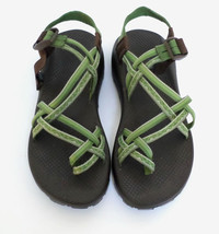 Chaco ZX2 Classic Green 9 Comfort Sandals Excel... - $74.23