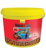Tetra TetraColor Cichlid Pellets Large Fish Food - $26.68