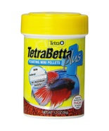 Tetra BettaPlus Mini Pellets Fish Food - $2.10