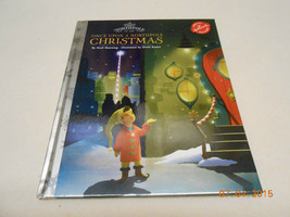 Brand New HALLMARK DELIVERY ONCE UPON A NORTHPOLE Christmas kids picture... - $7.91