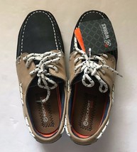 NEW Rockport Works Womens Sailing Club Boat Shoe Steel Toe  Sz 9 - $65.31