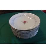 Beautiful  ROYAL SWIRL Fine China ...Set of 8  BERRY BOWLS - $20.50