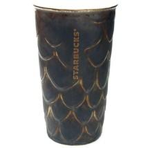 starbucks Mermaid scales collectible Anniversary travel mug 2016 no lid - $44.54