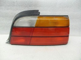 Passenger Right Tail Light Coupe Fits 92-99 BMW 318i 17317 - $79.19