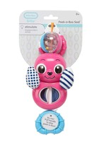 NWT Little Tikes Peek-A-Boo Seal Toy Newborn Baby 0+ Months Pink - $10.77