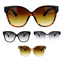 Womens Vintage Style Retro Oversized Butterfly Designer Fashion Sunglasses - $9.95