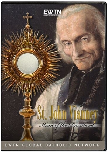 St. john vianney  heart of the priesthood   dvd