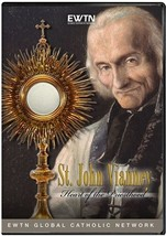 ST. JOHN VIANNEY - Heart of the Priesthood - DVD