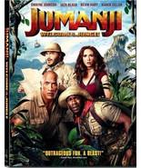 Jumanji: Welcome to the Jungle DVD 2018 Brand New Sealed - $5.50