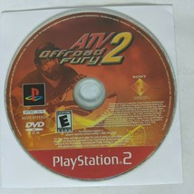 ATV Offroad Fury 2 (Sony PlayStation 2, 2002) Game Disc Only - $12.87