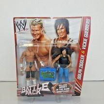 WWE Mattel Action Figures Dolph Ziggler and Vickie Guerrero - $24.94