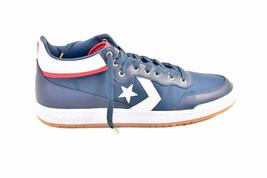 Converse Unisex Fastbreak Pro Mid 159598 Schuhe Blau Größe EU 41 - $73.88
