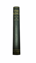 Vtg The Ring Magazine World's Official Boxing Bound Volume Feb 1951 - Jan 1952 image 1