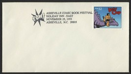 "Asheville Comic Book Festival Nov 25, 1995, ""Alley Oop"" - $1.00"
