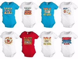Funny Baby shirt Bodysuit Infant toddler party my crib cute humor Shower... - $13.99