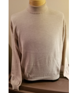100% Merino Wool Mock Neck Sweater - $18.00