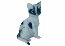 Danbury Mint Cats Character Kitten Figurine anthropomorphic vtg Ouch Sia... - $29.65