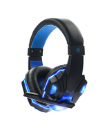 3.5mm Gaming Headset with Microphone LED Light for Computer PS4 Laptop C... - $25.99