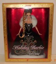 2006 Holiday Barbie Bob Mackie Doll RARE HTF Mattel - $32.73